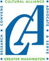 The Cultural Alliance of Greater Washington Logo